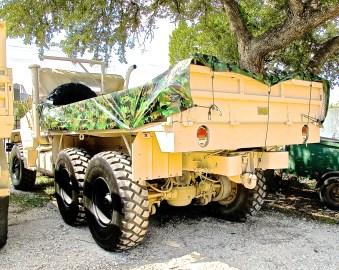 jeep Military trucks  rear