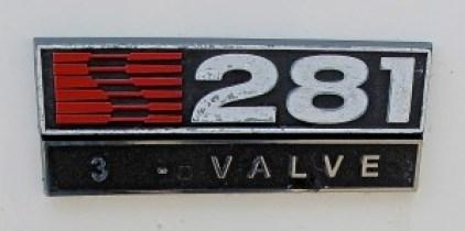 Saleen Mustang in Round Rock TX emblem