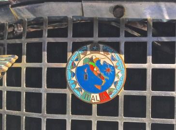 1957 Ford Thunderbird in Austin TX badge 2