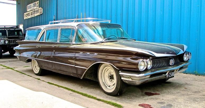 1960 Buick Wagon in Austin TX atxcarpics.com