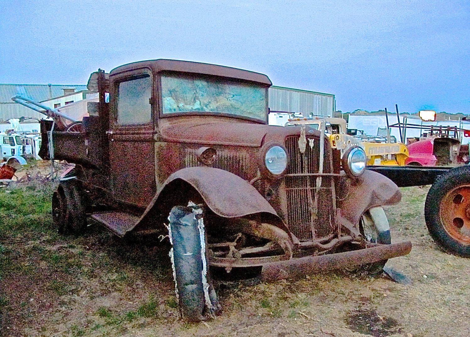 1932-4 Ford Model BB 1.5 Ton Truck in Belton, TX | ATX Car Pictures ...