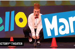 """America's Best Clown"" Bello Mania Offers Special Performance for Kids with Autism"