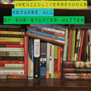 We Live in a Diverse World & We Need Diverse Books