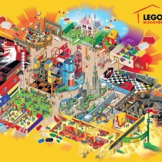 Celebrate LEGO Day at Ridge Hill {Monday, June 16th}