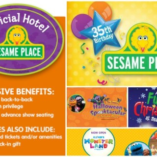 Stay & Play at Sesame Place: A Family Fun Getaway!