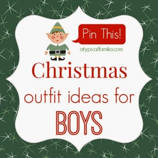 Holiday/Christmas Outfits for Boys {Pinterest Board}