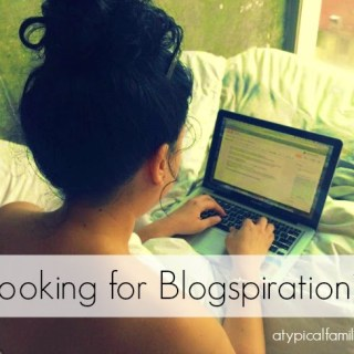 Where I Go For Blog Inspiration