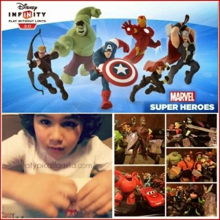 Creating New Adventures with Disney Infinity 2.0 – Super Hero Edition