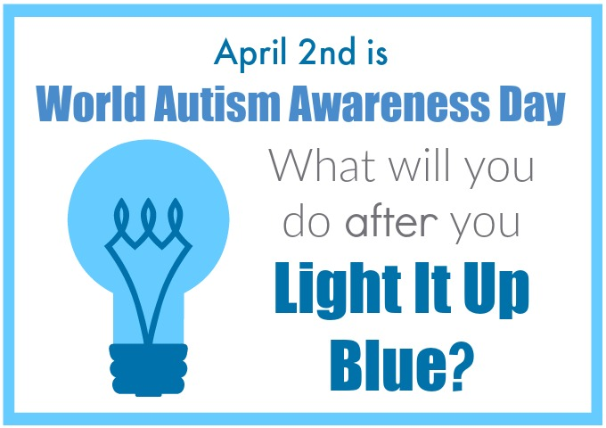 How You Can Continue To Promote Autism Awareness After April 2nd