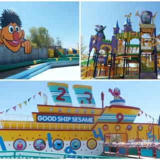 Summer Events at Sesame Place
