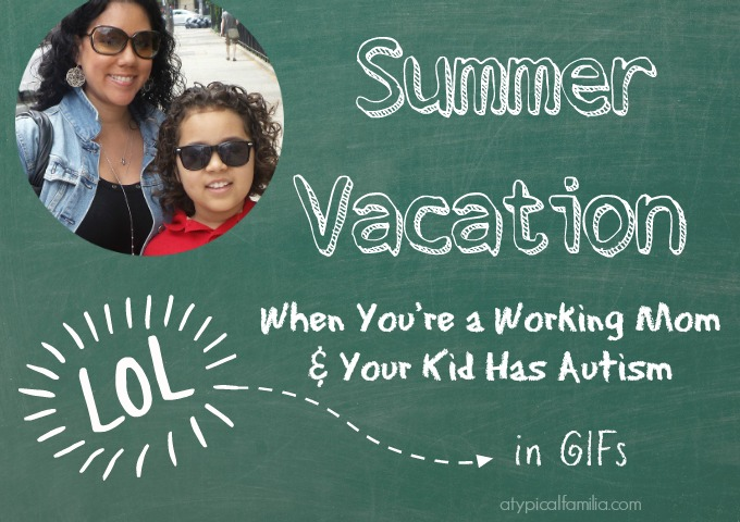 How Working Moms May Feel About Summer Vacation in GIFs