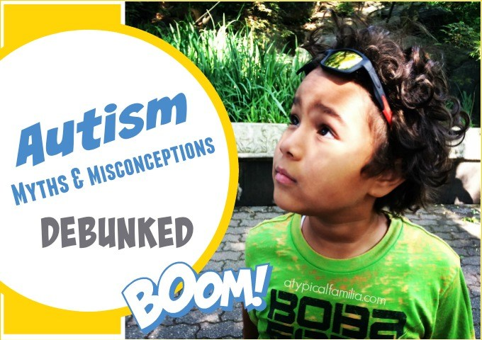 6 Autism Myths Debunked