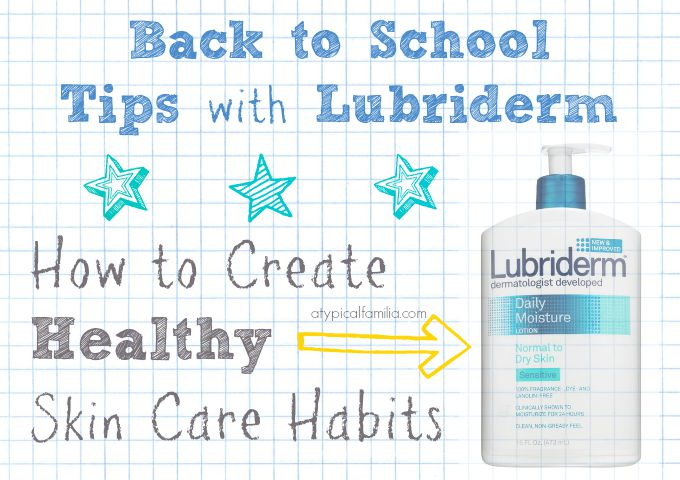 Healthy-Skin-Care-Habits-Lubriderm