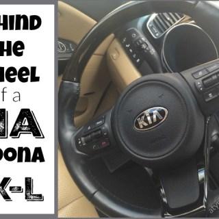 What He Said: The 2015 Kia Sedona SX-L
