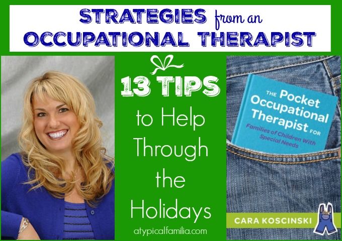 Holiday Tips from an OT for Special Needs Parents