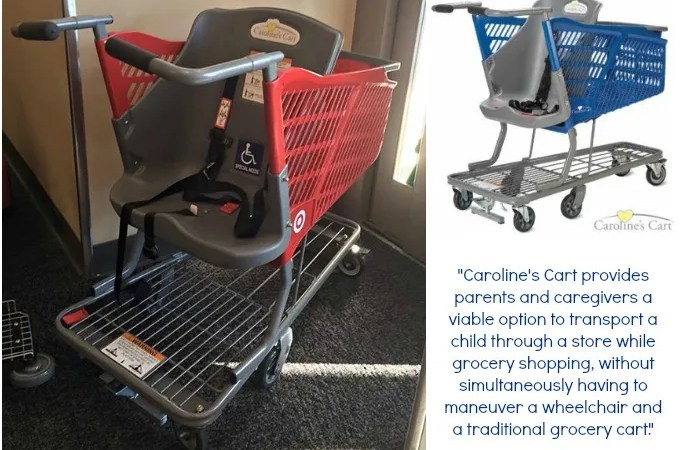 Caroline's Cart Coming Soon to Target Stores