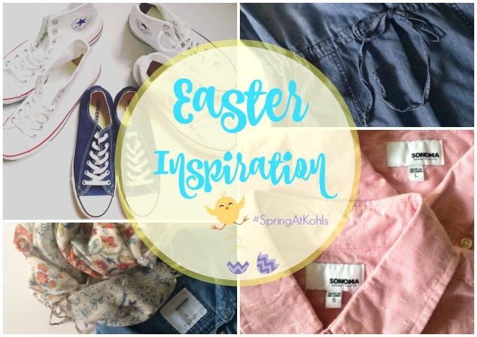 Easter Inspiration at Kohls