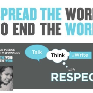 Why I Want You To Take The Pledge to End the R-Word