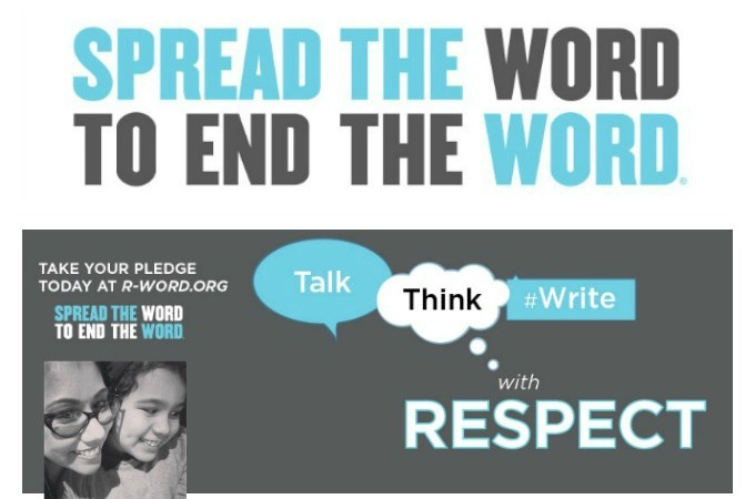 End the r-word Atypical Familia