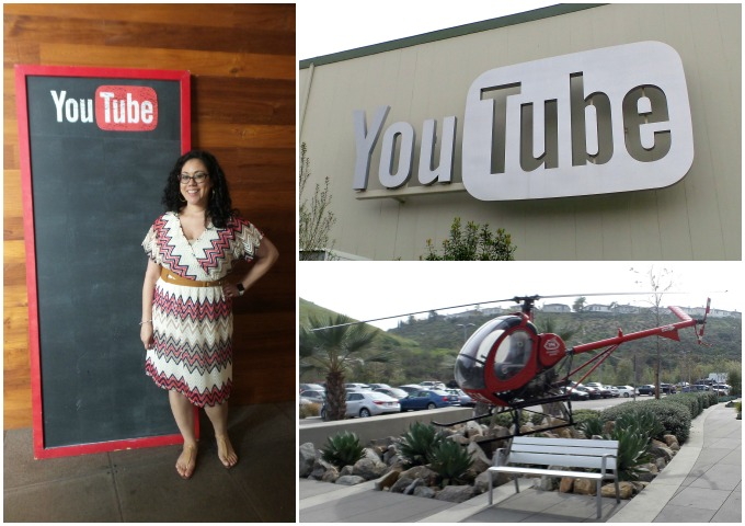 Visiting the YouTube Space LA