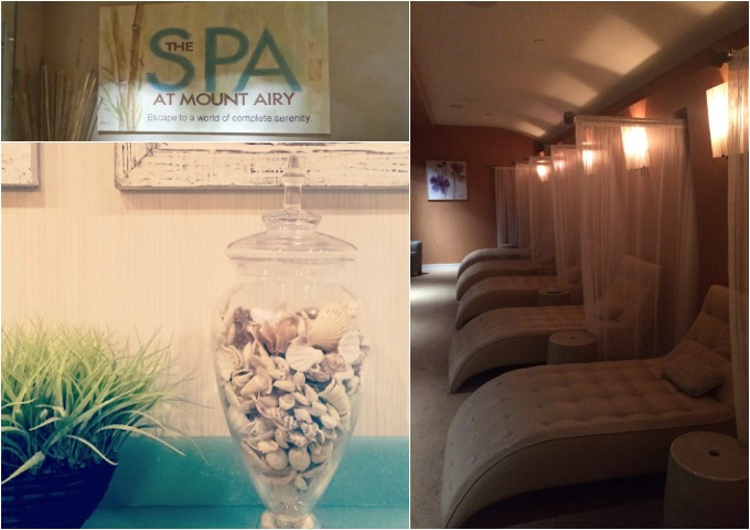 The Spa at Mount Airy Atypical Familia