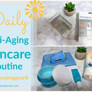 My Everyday Anti-Aging Skincare Routine