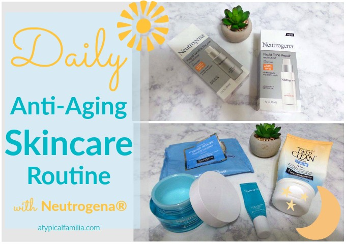 daily-anti-agining-skincare-routine-with-neutrogena-over-40-mom
