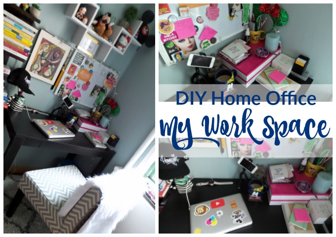 creating office work play. Diy-home-office-creating-a-place-to-write Creating Office Work Play
