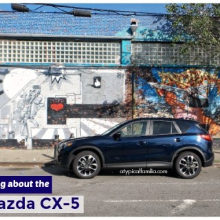Cruising Around The Bronx in the Mazda CX-5