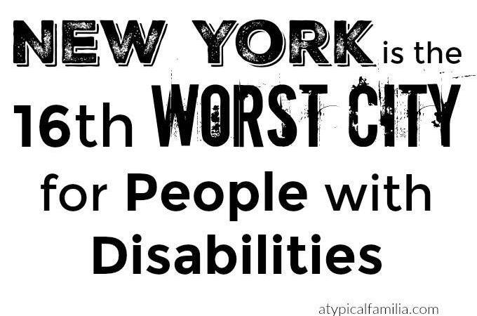 New York City for People with Disabilities