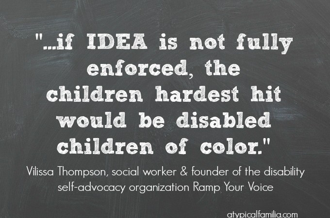 IDEA Vilissa Thompson Quote Betsy Voice