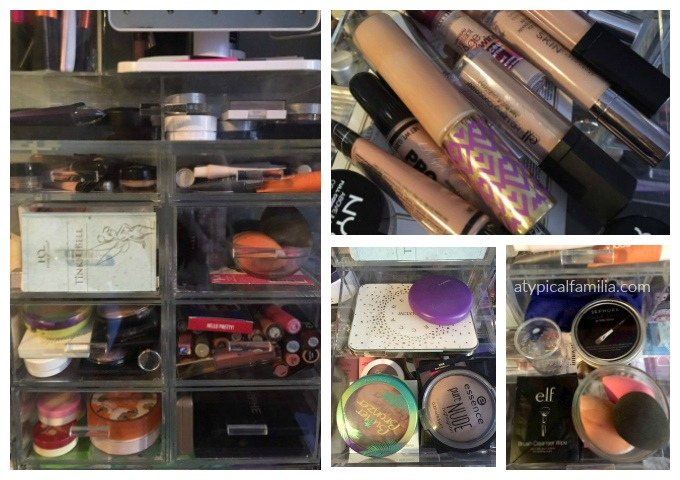 Makeup Storage for small spaces-2
