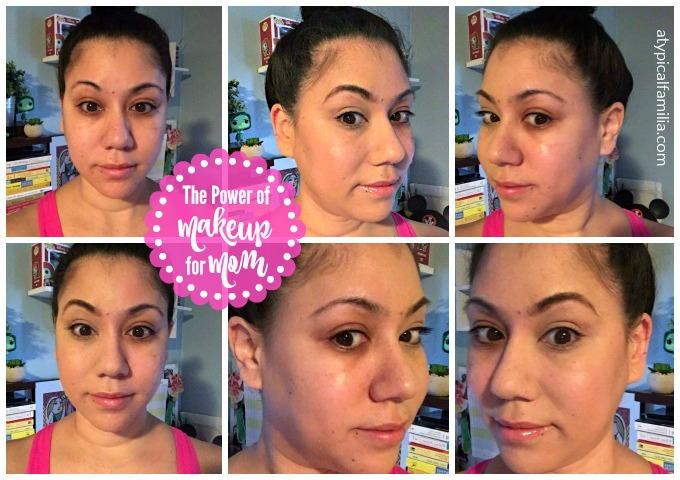 Self Care Saturday the Power of Makeup for Mom Atypical Familia Lisa Quinones Fontanez