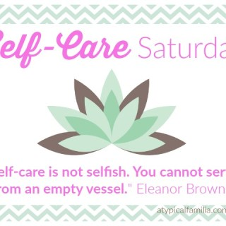 Self-Care Saturday: Disconnect