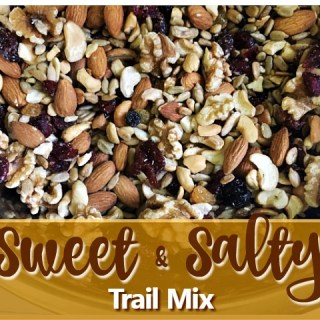 Make Your Own Sweet & Salty Trail Mix