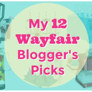 Wayfair Blogger's Picks for a Cool Summer