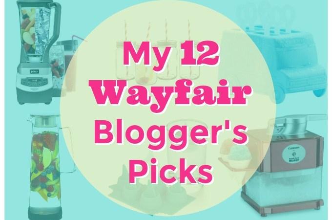Wayfair Blogger Picks