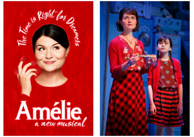 Amelie on Broadway a New Musical Review via Atypical Familia by Lisa Quinones-Fontanez