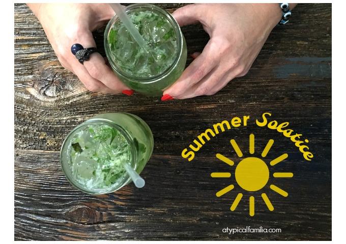 Summer Solstice June 21st via Atypical Familia by Lisa Quinones-Fontanez