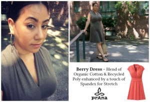Berry Dress prAna via Atypical Familia by Lisa Quinones Fontanez