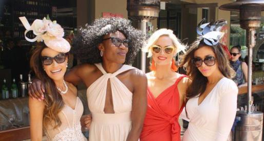 Raw Fashion at the Melbourne Cup luncheon