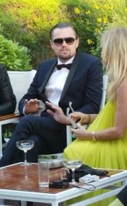 Leonardo DiCaprio Cannes