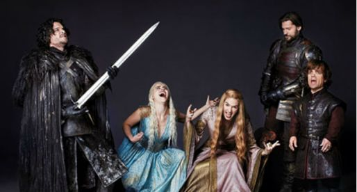 Is Game of Thrones taking over the fashion world?