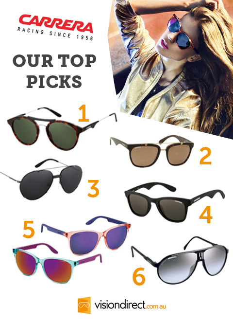 Carrera Sunglasses Top Picks