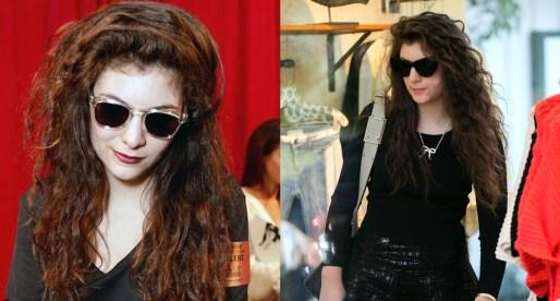 Lorde, Grunge Fashion Icon
