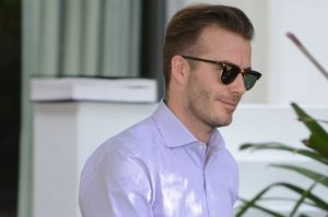 David Beckham Clubmaster Sunglasses