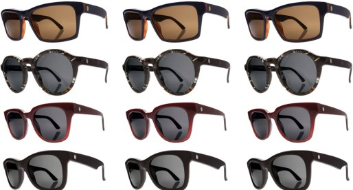Electric Sunglasses, the Acetate Collection