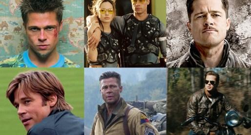 Brad Pitt: Movie Star Style