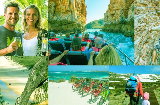 Caz & Craig of Ytravelblog give us their top 5 Aussie Adventures