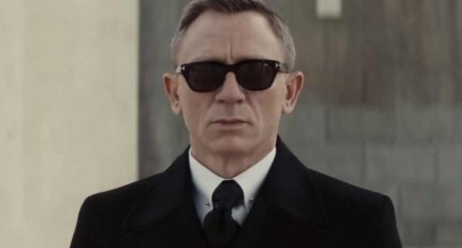 James Bond: The Sunglasses File – Infographic